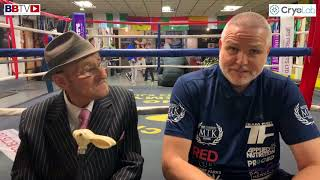 TOMMY DIX MEETS PETER FURY
