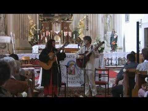Dévai Nagy Kamilla és Labant Csaba koncertjéből (2007)