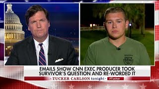 Student Claims CNN Wrote Town Hall Question for Him, Told Him to 'Stick to the Script'