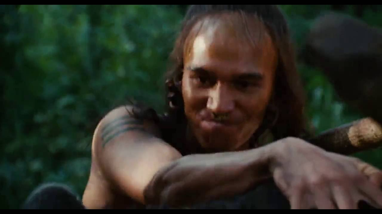 Apocalypto (2006) Opening Hunting Scene (HD 1080) - YouTube