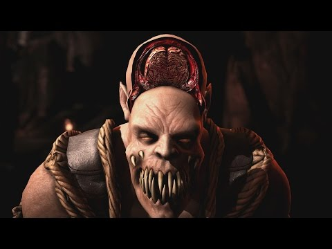 Mortal Kombat X - All Fatalities on Baraka *PC Mod* (1080p 60FPS)