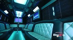 Ultimate Party Bus 28 Passenger Wedding and Proms