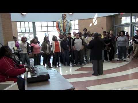 Take Rest In Me  KSU Gospel Choir