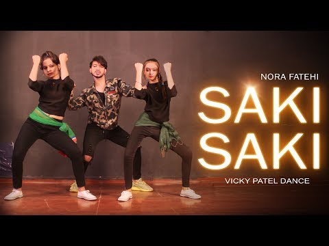 o-saki-saki-dance-video- -nora-fatehi- -vicky-patel-choreography- -batla-house