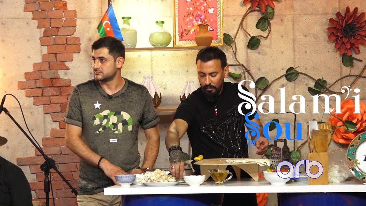 Yaşar Cəlilov - Saçımı rəngləmərəm - Salami Şou