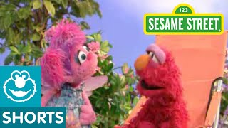 Sesame Street: Elmo Tries To Take A Nap