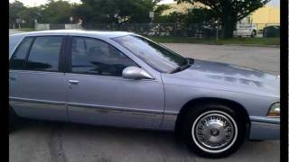 FOR SALE 1995 Buick RoadMaster Sedan, LOW MILES MUST SEE...