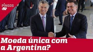 Moeda única para Brasil e Argentina?