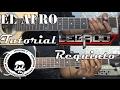 Tutorial | El afro | Legado 7 | Requinto | TABS