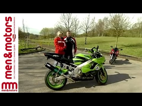Used Bike Heaven (SPRING 2004 SERIES) Ep. 47