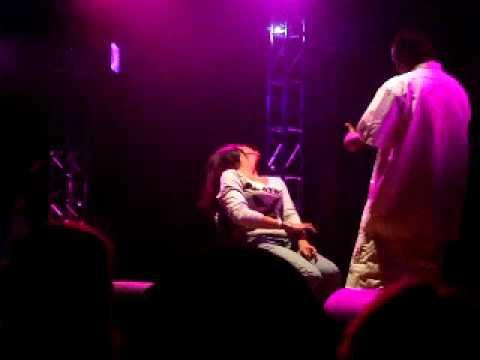 Tech N9ne performing