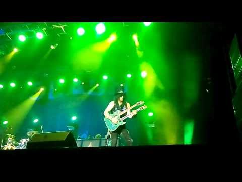 Slash – Anastasia Live Malaysia 2015