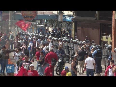 Honduras on edge as presidential election results loom