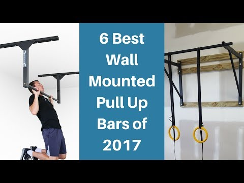 best-wall-mounted-pull-up-bars-2017