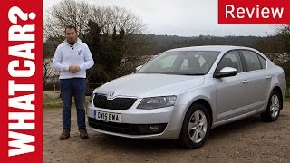 Skoda Octavia review - www.whatcar.com
