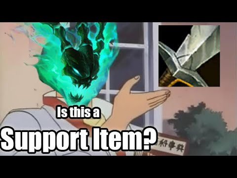 Building AD on SUPPORT Thresh – AD Thresh Support – League of Legends Off Meta