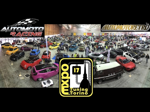 Expo Tuning Torino 2017 – European custom, JDM, muscle cars and more!