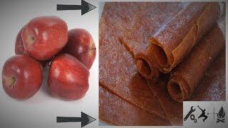 Как сделать пастилу из яблок