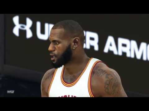 Detroit Pistons vs Cleveland Cavaliers - Full game | March 14, 2017 | 2016-17 | NBA 2K17