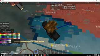 Roblox Risk Universalis III | Ep3 Czech Republic