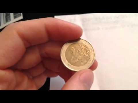 2 Euro. Date 2002