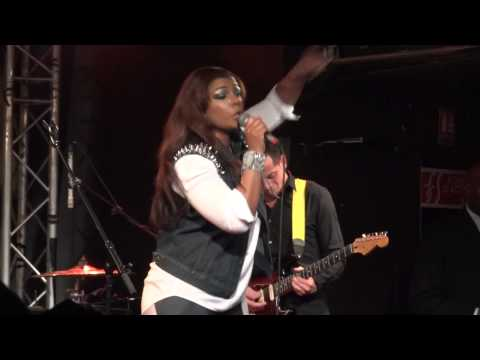 Syleena Johnson - Another Relationship [Live @ New Morning,Paris, 2013-03-29]
