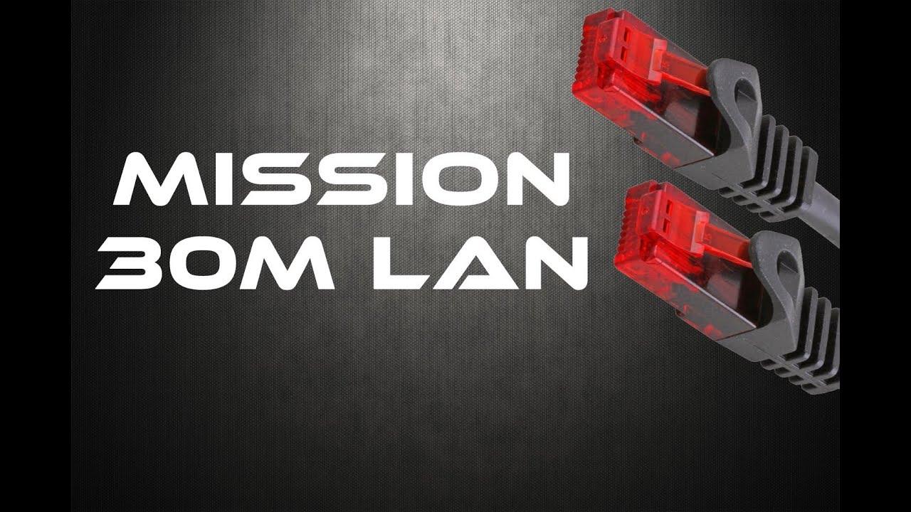 tsfigaming mission 30m lan kabel verlegen theorie german facecam hd youtube. Black Bedroom Furniture Sets. Home Design Ideas