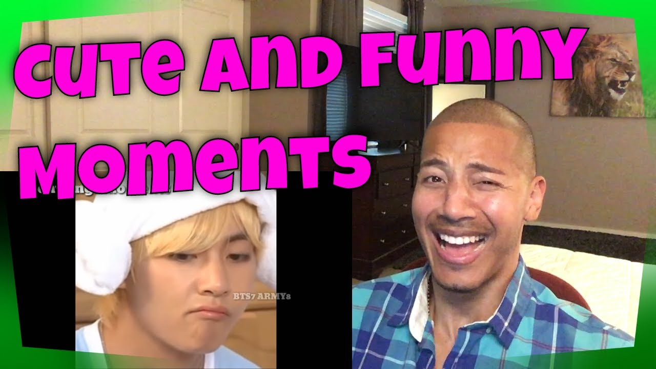 BTS Cute and Funny Moments Compilation 2020 (Reaction)