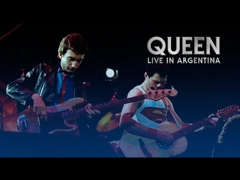 Queen | Flash + The Hero (Live in Mar del Plata, Argentina, March 4, 1981)