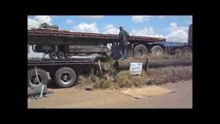 ROAD TRAINS, AUSTRALIA 2012