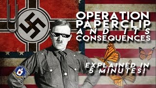 Operation Paperclip & Its Consequences | Explained in 5 Minutes | reallygraceful