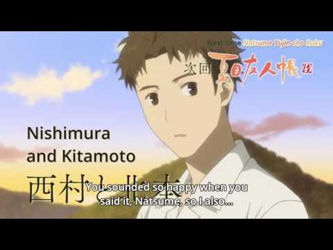 Natsume Yuujinchou Roku Episode 6 English preview
