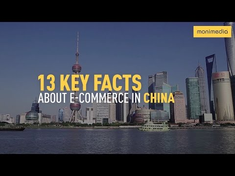 China e-Commerce: Facts and Figures