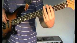 Rick James - Super Freak - Bass Cover
