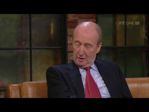 Shane Ross on his initial meeting with Pat Hickey in Rio | The Late Late Show | RTÉ One