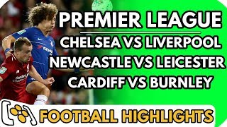 Chelsea vs Liverpool AND MORE (Premier League Game Week 7) - Highlights Before They Happen