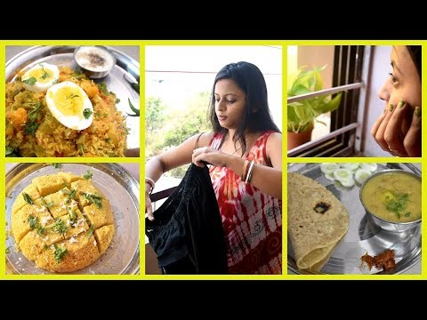 Indian house wife daily routine | Healthy breakfast to dinner routine | A full day with me