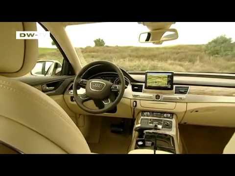 am start: Audi A8 neue Generation | motor mobil