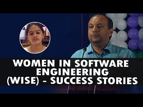 Women in Software Engineering (WISE) - Success Stories