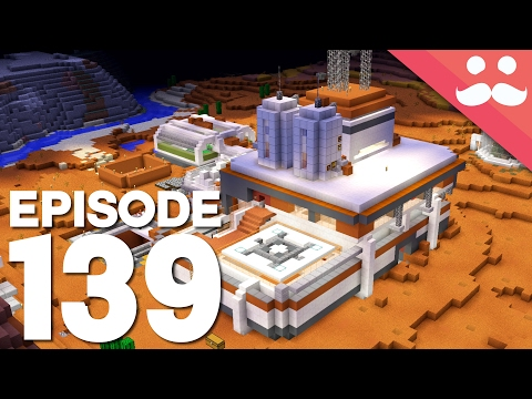Hermitcraft 4: Episode 139 - FINALLY BUILT...