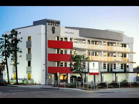 Hercor Hotel - Urban Boutique - Chula Vista (California) - United States
