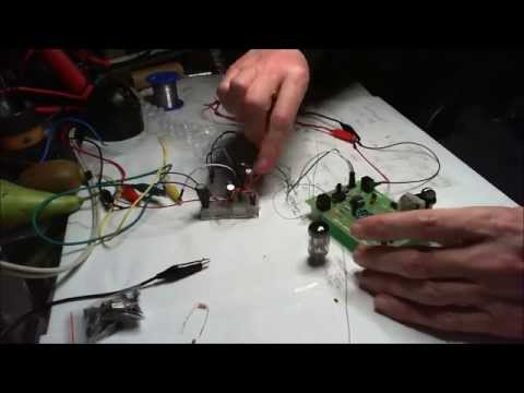 Crystal Radio  eBay Poldhu Radio DIY KIT