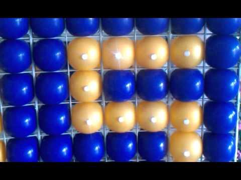 Decoraciones con globos quincea eras y party dots youtube for Donde comprar globos
