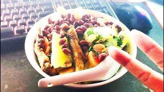 CHƠI GAME XONG TÔI ĂN CÁI GÌ =)) Cận cảnh bữa cơm game thủ của Dũng CT !!!