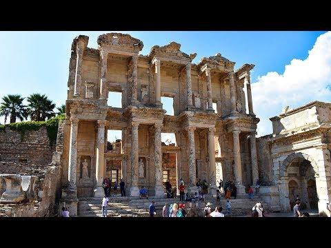 Die Celsus-Bibliothek Von  Ephesus