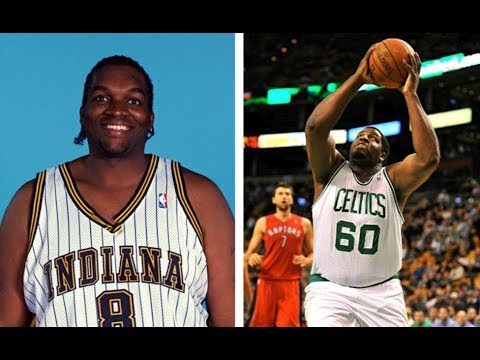Top 10 Heaviest NBA Players in History | BBall top10s