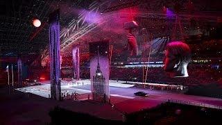 Церемония открытия Олимпиады в Сочи 2014  Версия без комментариев
