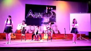 Mashup Hãy mĩm cười- Night Of Acoustic