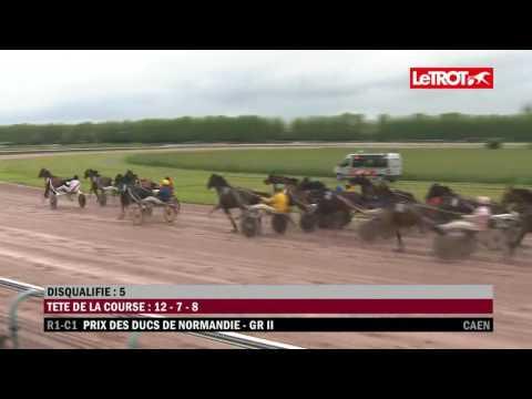 Caen   -   Prix des Ducs de Normandie (GROUPE II)   -   Bird Parker   -   18-05-2016