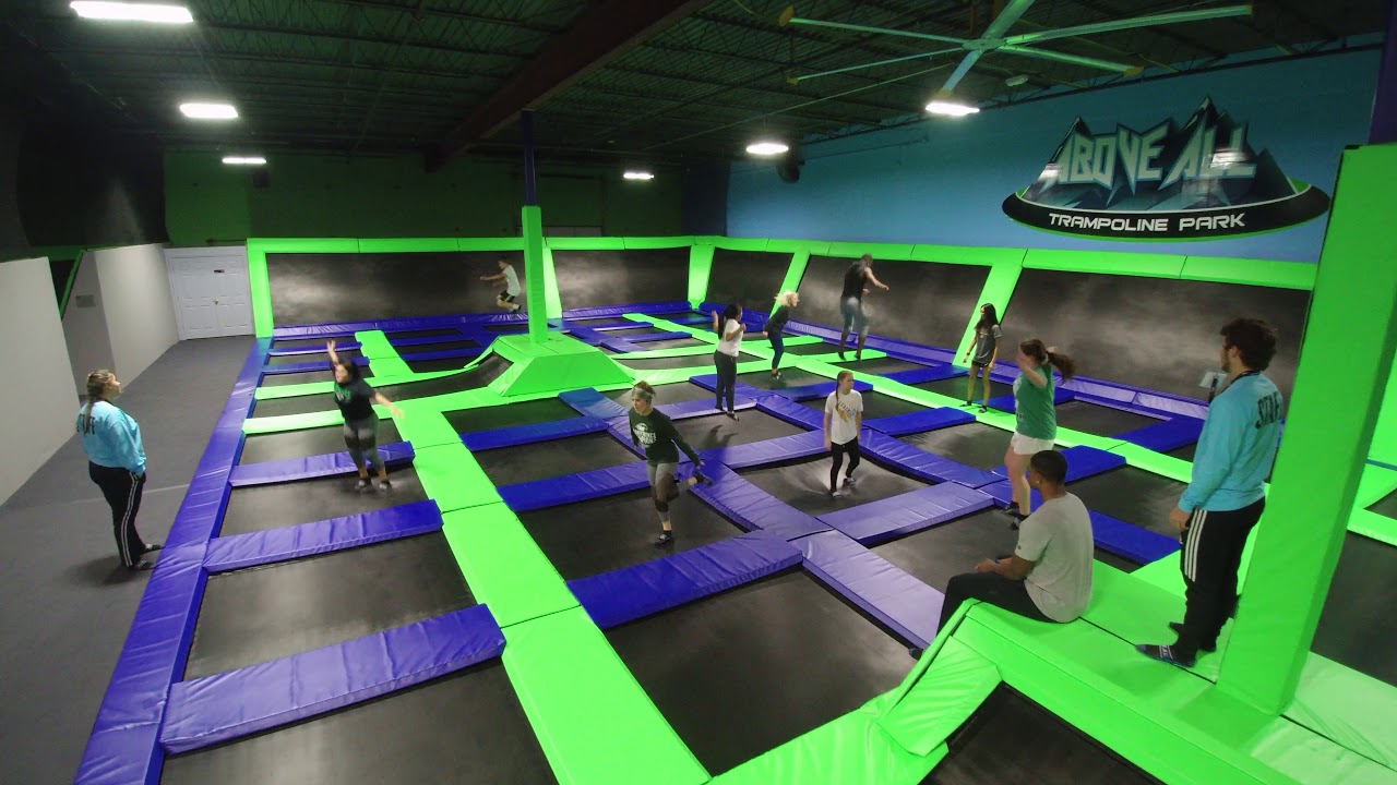 above all trampoline park liberty s